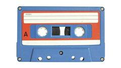 Une cassette audio