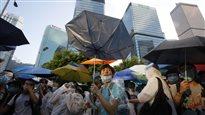 Comprendre «la révolution des parapluies»