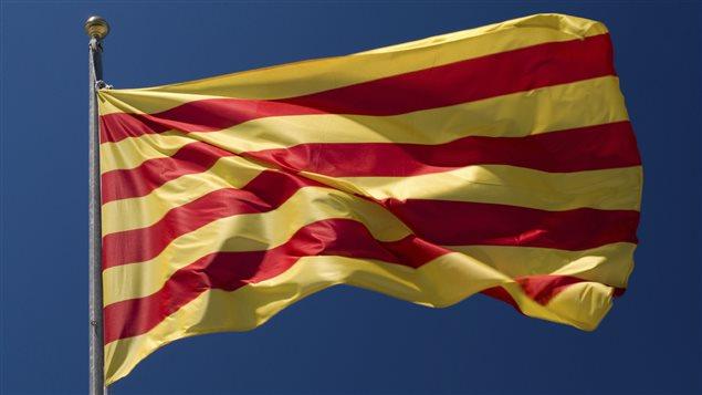 Drapeau de la Catalogne