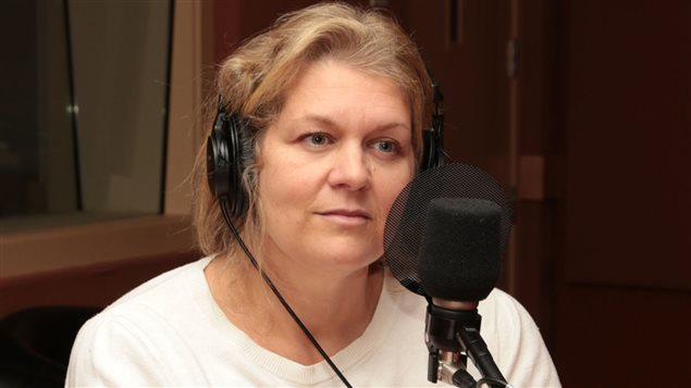 La comédienne et humoriste Guylaine Guay