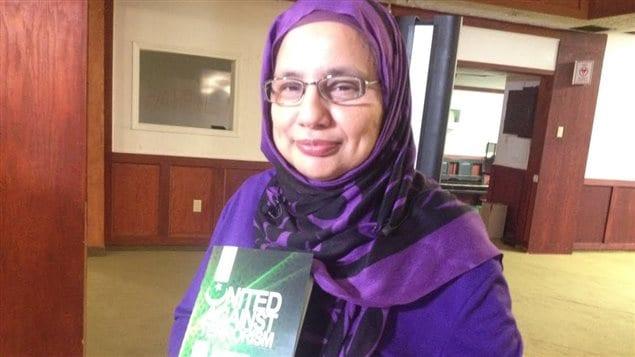 Shaina Siddiqui, présidente de l'Association des services sociaux islamiques
