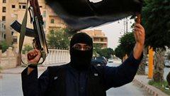 Un soldat de ISIS