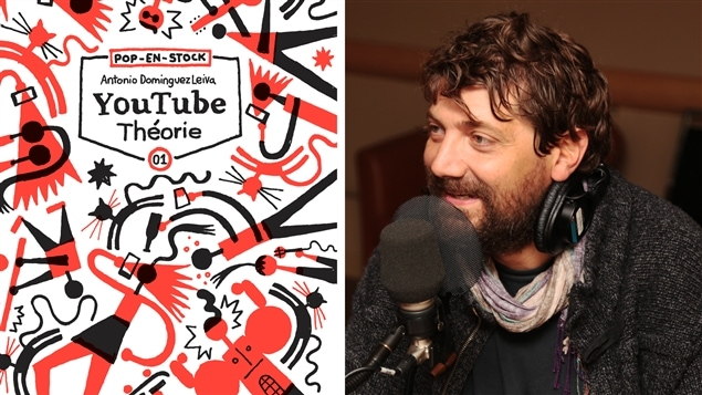 Notre collaborateur Antonio Dominguez Leiva, auteur de YouTube théorie