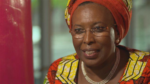 Burundi génocide Marguerite Barankiste