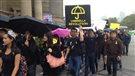 Révolution des parapluies: l'explication du symbole (2014-09-30)