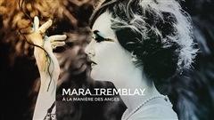 L'album « À la manière des anges » de Mara Tremblay.