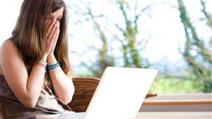 Cyberintimidation: des jeunes victimes témoignent
