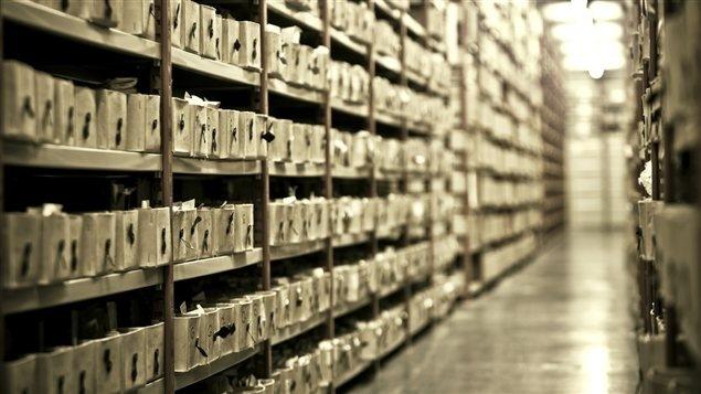 Dossiers et archives