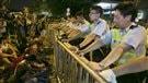 Le gouvernement somme les manifestants de se disperser
