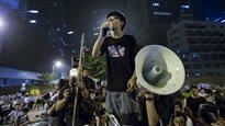 Hong Kong: le gouvernement va rencontrer les étudiants pour la première fois