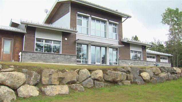 Qu 39 est ce une maison certifi e leed caf boulot dodo ici radio canada premi re - Qu est ce qu une maison ecologique ...