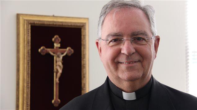 L'abbé François Sarrasin