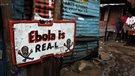 Ebola : le virus continue de sévir au Liberia