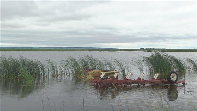 inondations prairies