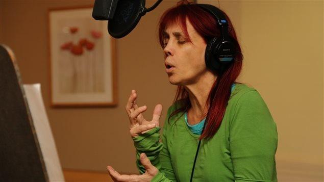 Chloé Sainte-Marie chante les poètes québécois.