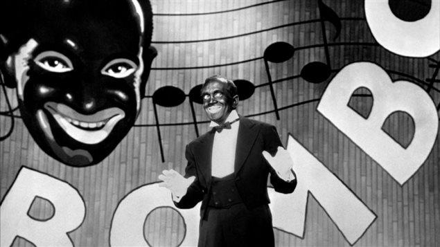 Image du film <em>The jazz singer</em> (1927)