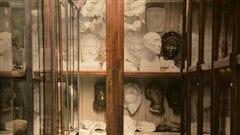 Patricia nous parle de la nouvelle exposition présenté par l'Université Laval: Le Cabinet de curiosités.