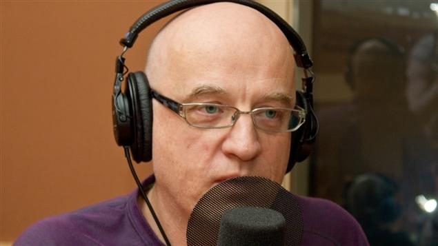 L'urgentologue et auteur Alain Vadeboncoeur