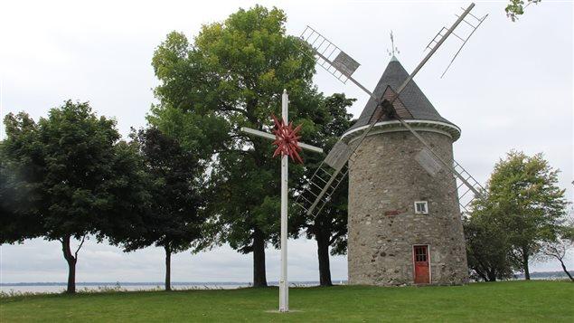 Moulin des soeurs de Notre-Dame à Pointe-Claire