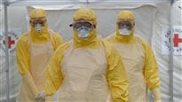 Ebola : la Croix-Rouge a bon espoir de prendre le dessus d'ici six mois