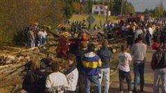 Tragédie de Cormier-Village