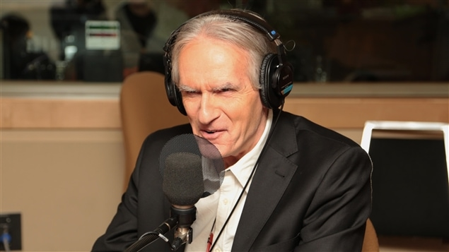 Le sociologue et historien G�rard Bouchard
