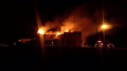 Un incendie cause des dommages importants à Elfros - Radio-Canada