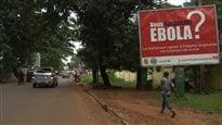 Ebola: «Pas de vaccin parce que le virus est en Afrique»