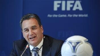 Michael Garcia donne sa démission à la FIFA
