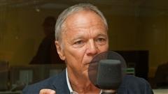 Le chroniqueur et auteur Alain Dubuc