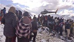 Disparition de 3 Québécoises au Népal