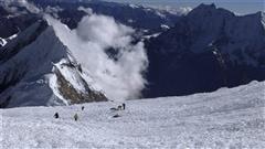 Trois Québécoises disparaissent dans une avalanche au Népal