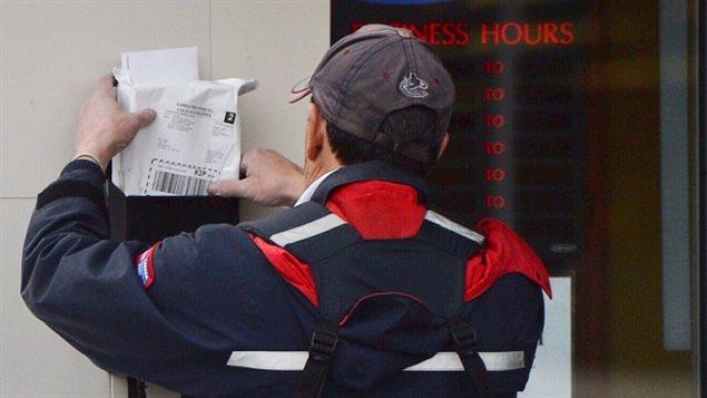 Interruption de la livraison du courrier à domicile : Le syndicat en appelle à la Cour fédérale