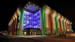 L'Opéra de Québec présente « La veuve joyeuse » au Grand théâtre de Québec, dont la première aura lieu demain. Patricia a assisté à la générale, hier.