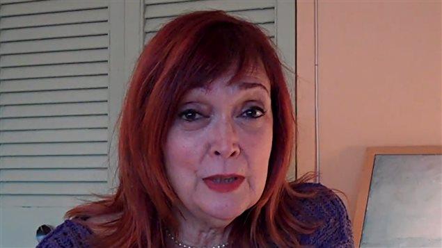 La comédienne Jacqueline Laurent-Auger (archives)