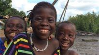 Les visages de l'Ebola en Afrique