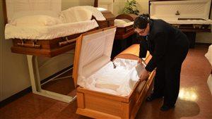 Portes ouvertes des centres funéraires: découvrir le métier de thanatologue