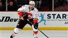 Les Flames prolongent le contrat de Brodie