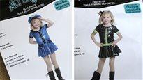 Des déguisements sexy pour enfants au Village des Valeurs