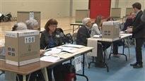 Près de 28 % des électeurs ont voté dans Lévis