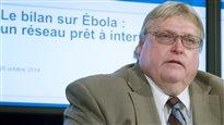 Le Québec prêt à lutter contre une épidémie d'Ebola