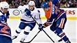 Les Oilers gâchent les débuts de Jonathan Drouin avec le Lightning