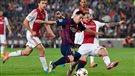Lionel Messi s'amuse contre l'Ajax