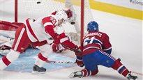 David Desharnais donne la victoire au Canadien