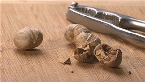 Les noix, bénéfiques pour la santé