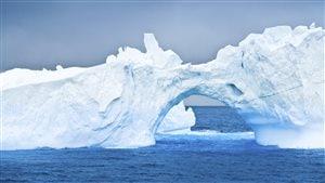 Iceberg en Antarctique