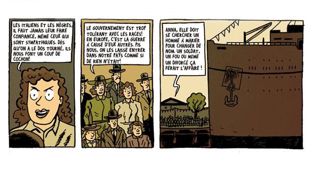 La Grande Noirceur de Philippe Girard, paru aux Éditions Mécanique générale