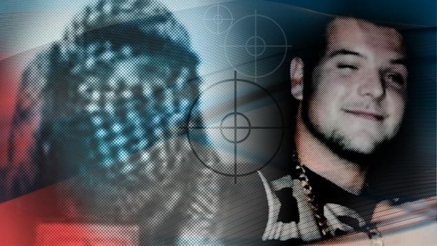 الكندي مارتان أحمد رولو الذي نفّذ الاعتداء على جنديّين كنديّين في مدينة سان جان سور ريشوليو في شرق كيبيك