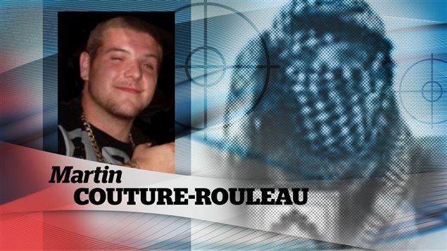 الشاب المتعاطف مع التيارات الإسلامية المتشددة مارتان (أحمد) رولو الذي قتل بعد دهس جنديين كنديين بسيارته