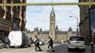 Tirs à Ottawa: le clavardage des journalistes